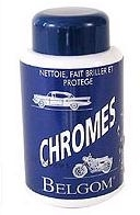 Belgom Chrom Politur, 250 ml