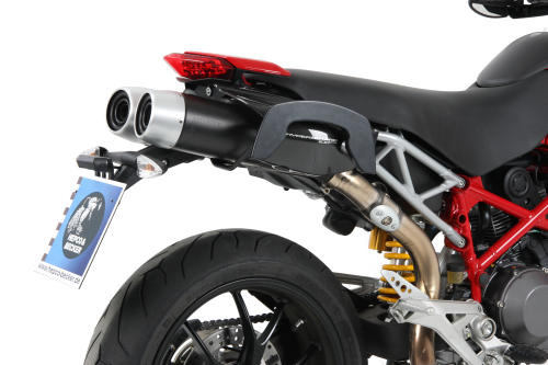 H&B C-Bow 630713 Ducati Supermotard 1100 EVO/SP bis Bj.12