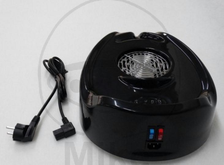 Capit helmtrockner helmet dryer schwarz motorradteile