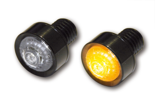 HIGHSIDER LED-Blinker MONO, schwarz