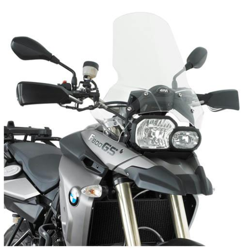 Givi Windschild 333DT klar BMW F 650 GS / F 800 GS Bj.08-14