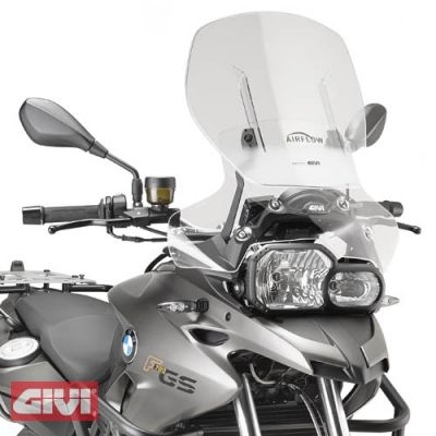 Givi Windschild AF5107 klar BMW F 700 GS Bj.13-14