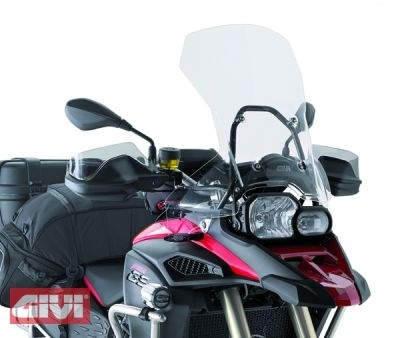 Givi Windschild D5110ST klar BMW F 800 GS Adventure Bj.13-14