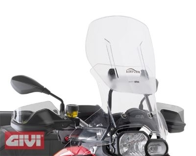 Givi Windschild AF5110 klar BMW F 800 GS Adventure Bj.13-14