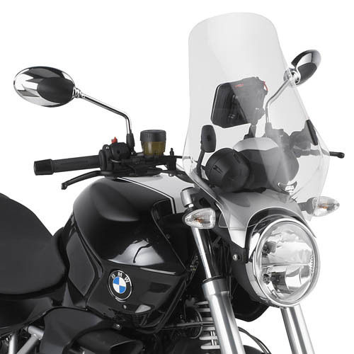 Givi Windschild 147A klar BMW R 1200 R Bj.11-14