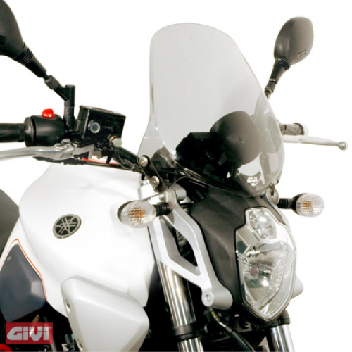 Givi Windschild 245A getönt KTM Duke 690 Bj.12-14