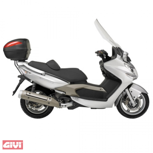 Givi Windschild D293ST klar Kymco Xciting 250-300-500 Bj.05-09