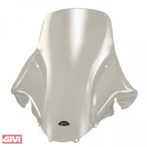 Givi Windschild 156DT klar Suzuki AN 250-400 Business Bj.01-03