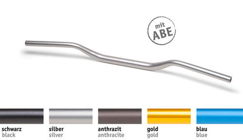 LSL Lenker X-Bar 28,6 mm, Cross Bar, Typ X00, Aluminium, 128AX00