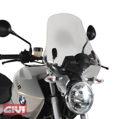 Givi Windschild 147A klar BMW R 1200 R Bj.06-10