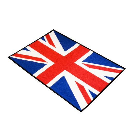 Bike-Tek Fussmatte Union Jack